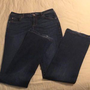 INC bootcut jeans